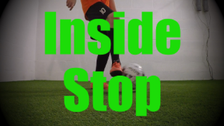 Inside Stop - Wall Work Drills for U8-U9