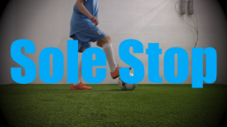Sole Stop - Wall Work Drills for U6-U7