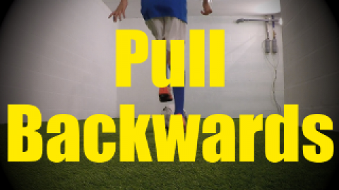 Pull Backwards - Dynamic Ball Mastery Drills for U10-U11