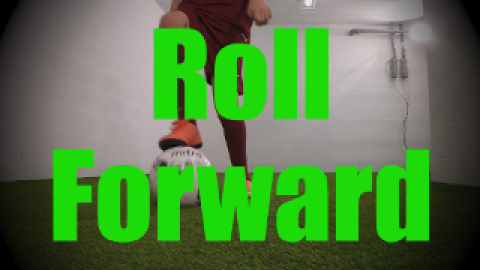 Roll Forward - Dynamic Ball Mastery Drills for U8-U9