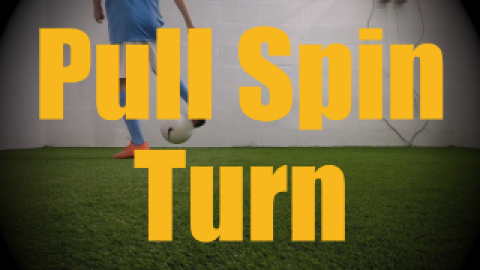Pull Spin Turn - Wall Work Drills for U12-U13