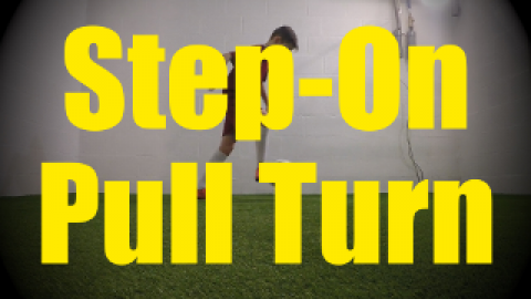 Step-On Pull Turn - Wall Work Drills for U10-U11