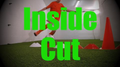 Inside Cut - Crossing - Change of Direction - 1v1 Moves for U8-U9