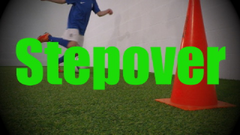Stepover - Feints and Fakes - 1v1 Moves for U8-U9