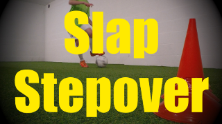 Slap Stepover (Okocha) - Crossing - 1v1 Moves for U10-U11