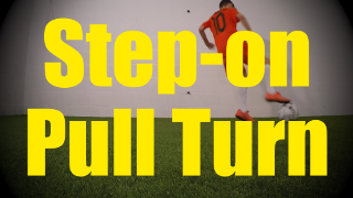 Step-on Pull Turn - 1v1 Moves - Change of Direction - Quick Turns for U10-U11