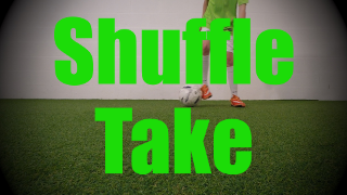 Shuffle Take - Fast Footwork Drills for U8-U9