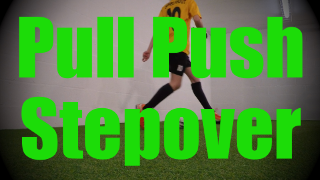 Pull Push Step Over - Dynamic Ball Mastery Drills for U8-U9