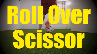 Roll Over Scissor - Dynamic Ball Mastery Drills for U10-U11