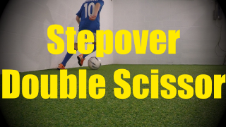 Stepover Double Scissor - Dynamic Ball Mastery Drills for U10-U11