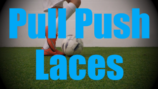 Pull Push Laces - Static Ball Control Drills for U6-U7