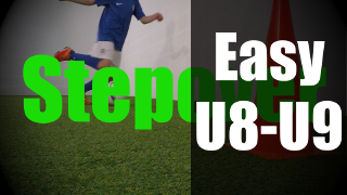 Playlist of Ball Control Drills and 1v1 Moves for U8-U9