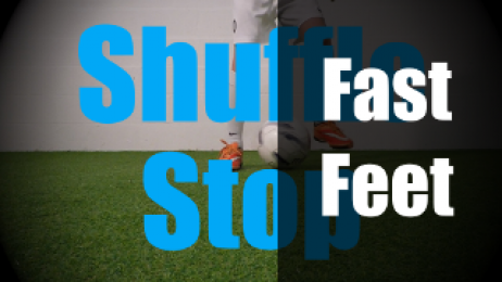 Playlist of Fast Footwork Drills - Ball Control