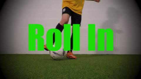 Roll In - Static Ball Control Drills for U8-U9