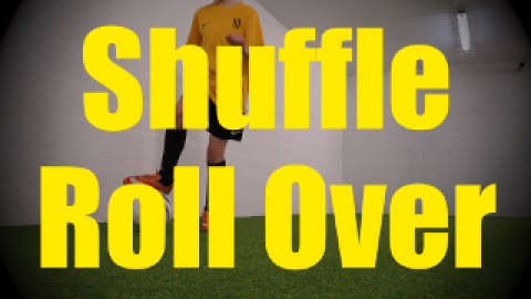 Shuffle Roll Over - Dynamic Ball Mastery Drills for U10-U11