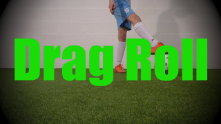 Drag Roll - Static Ball Control Drills for U8-U9