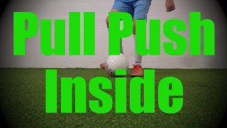 Pull Push Inside - Static Ball Control Drills for U8-U9