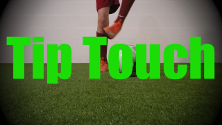 Tip Touch - Static Ball Control Drills for U8-U9
